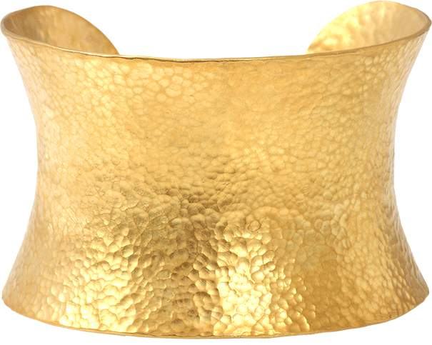 Yossi Harari Large Corset Cuff Bracelet