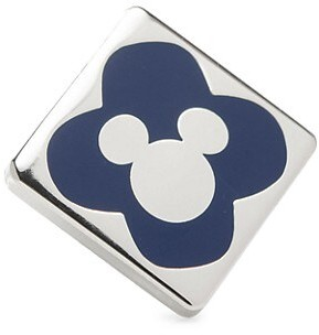 Cufflinks Inc. Disney Mickey Mouse Silhouette Lapel Pin