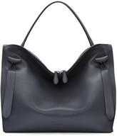 Jil Sander Grey Medium Hill Bag
