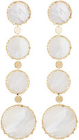 Lana 14k Ibiza Mother-of-Pearl Multi-Drop Earrings