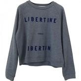 Libertine-Libertine Blue Cotton Knitwear for Women