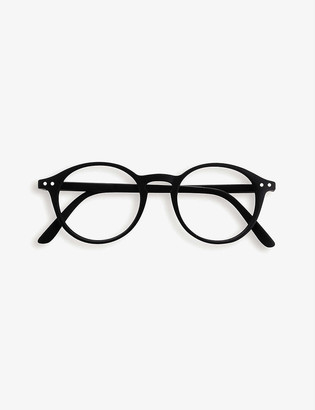Izipizi Screen #D round-frame glasses +2.00