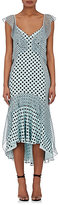 J. Mendel Women's Polka Dot Silk Dress