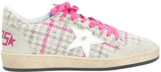 Golden Goose Ball Star Multicolour Cloth Trainers