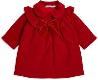 Patachou Bow Detail Coat
