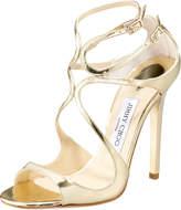 Jimmy Choo Lance Wavy Strap Sandal