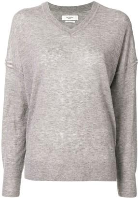 Etoile Isabel Marant V-neck slouchy sweater