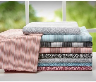 Your Zone Cotton-Blend Wrinkle Resistant Sheets, Multiple Colors