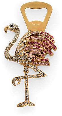 Joanna Buchanan Flamingo Bottle Opener - Gold/Pink