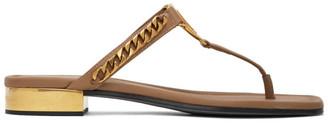 Balmain Beige Presly Sandals