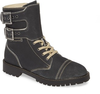 Band of Gypsies Atwood Dual Buckle Bootie