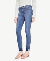 Ann Taylor Released Hem All Day Skinny Jeans