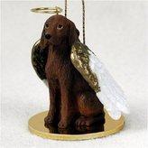 Vizsla Angel Dog Ornament