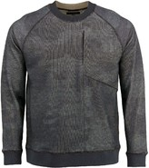 Lords Of Harlech Jameson in Double Faced Chevron Camo Grey