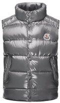 Moncler Tib Down Puffer Vest, Size 4-6
