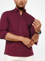 Michael Kors Slim-Fit Cotton Shirt