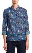 Alice + Olivia Eloise Button-Down Shirt
