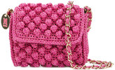 M Missoni knitted cross body bag - women - Cotton/Polyamide/Polyester/Metallic Fibre - One Size