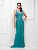 Montage by Mon Cheri - 117909 A-Line Gown