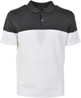 Brunello Cucinelli Contrast Polo Shirt