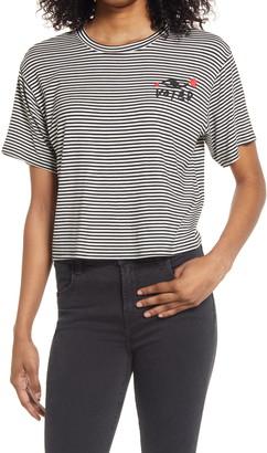 BP Vote Stripe T-Shirt
