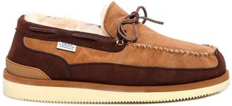 Suicoke Slip On Loafers