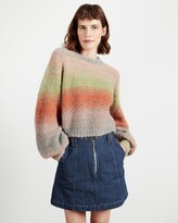 Thumbnail for your product : Ted Baker Crop Jumper