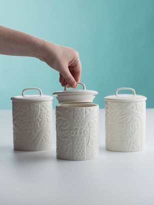 Mason Cash In The Forest Tea, Coffee and Sugar Storage Jars