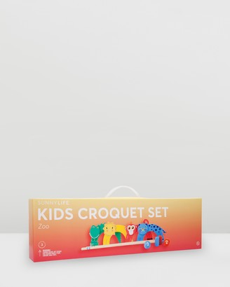 Sunnylife Croquet Set - Kids