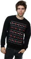 Marvel Men's Deadpool Christmas Sweatshirt