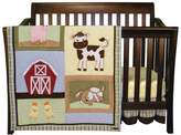 Trend Lab Baby Barnyard 3-pc. Crib Bedding Set