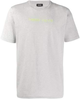 Diesel Sensory Eclipse print T-shirt