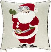Mackenzie Childs MacKenzie-Childs - Santa Cushion - 50x50cm