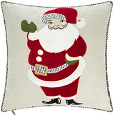 Mackenzie Childs Santa Cushion