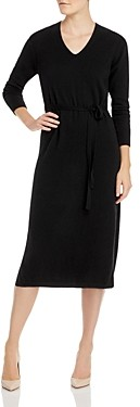 C by Bloomingdale's Cashmere Midi Dress - 100% Exclusive