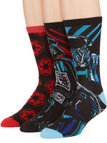Star Wars STARWARS 3-pk. Crew Socks