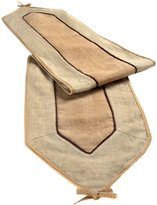 Grasslands Road Burlap Table Runner, 12 by 68-Inch