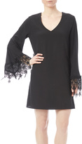 Union of Angels Black Shift Dress
