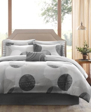 Madison Home USA Essentials Knowles 7-Pc. Twin Comforter Set Bedding