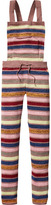 Scotch & Soda Knitted Lurex Dungarees