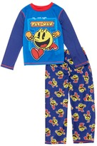 Komar Kids Blue Pacman Pajama Set - Boys
