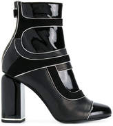 Pierre Hardy panelled ankle boots