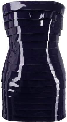 DSQUARED2 panelled mini dress