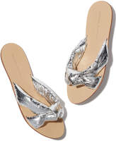Loeffler Randall Iris Metallic Sandal