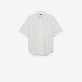 Balenciaga Large Fit Shirt