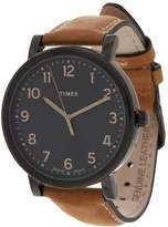 Timex T2n677 Watch Hellbraun
