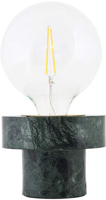House Doctor - Pin Table Lamp - Green Marble