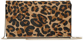 Reiss Mina Leopard Leopard-Print Bag