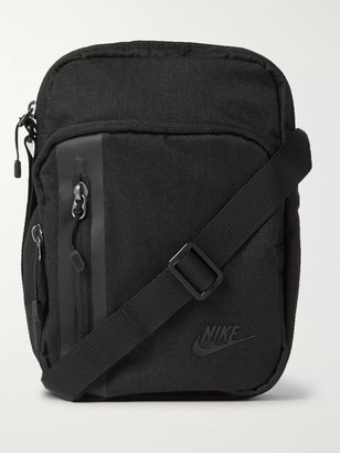 Nike Tech Logo-Appliqued Shell Bag