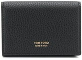 Tom Ford Logo Embossed Wallet